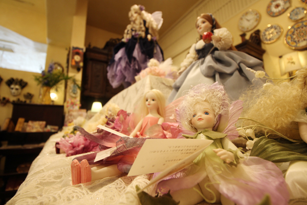 「若月まり子人形展」などの定期イベントも開催されています。
