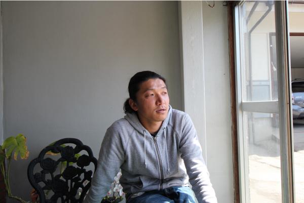 海外への挑戦を考えるヤノさん