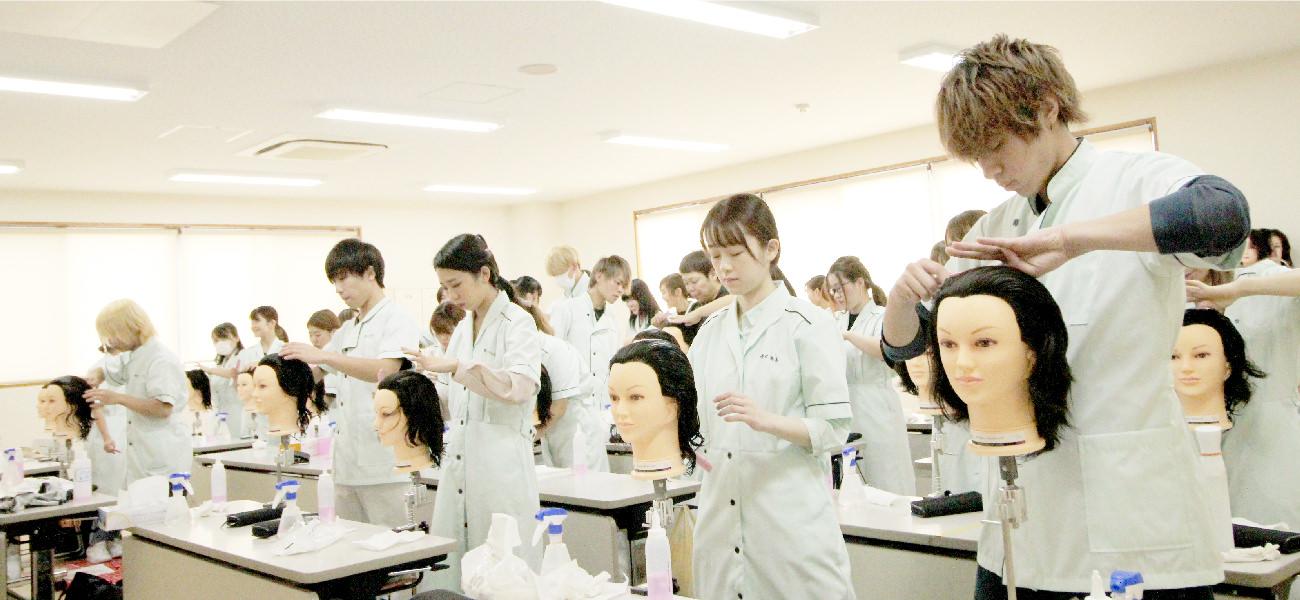 山梨県美容専門学校 山形正喜 様 インタビュー