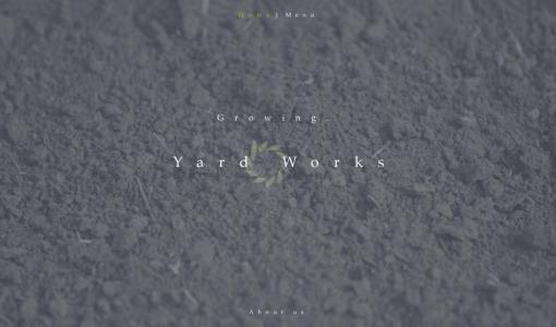 Yard Works(ヤードワークス)