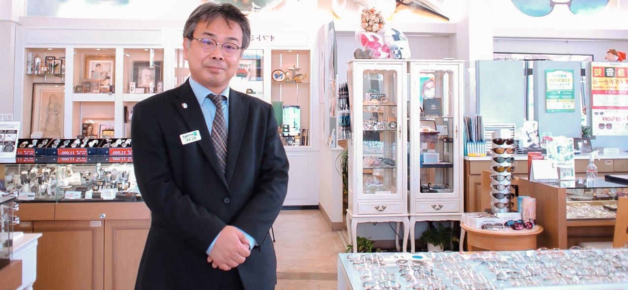 株式会社オプトナカムラ様 インタビュー